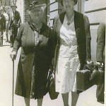 Aunts Hazel & Gwen 1944