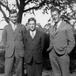 Mervin, Ray & Ken c1928
