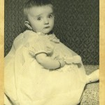 baby Marcelle 1958