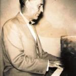 At work at the Con circa 1953